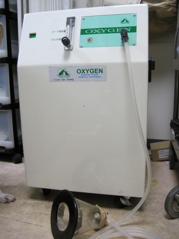 酸素テント